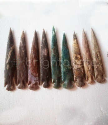 Agate Wholesale Arrowheads Size-4inch
