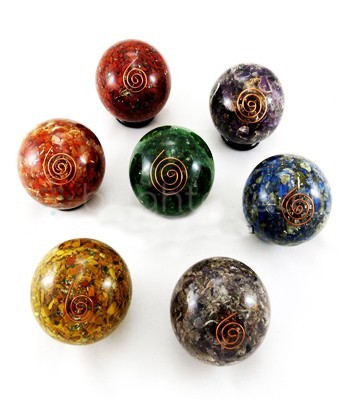 Chakra Sphere Set Chakra Sphere Set Suppliers and Manufacturers