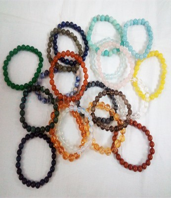Mix Stone Bracelets Wholesale Gemstone