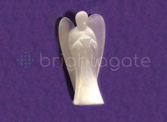 2inch White Selenite Angels Selenite Wholesale